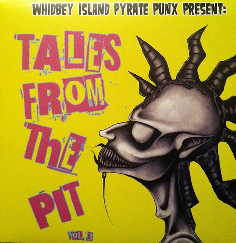 "Tales from the Pit - Vol. 3 12"" LP"
