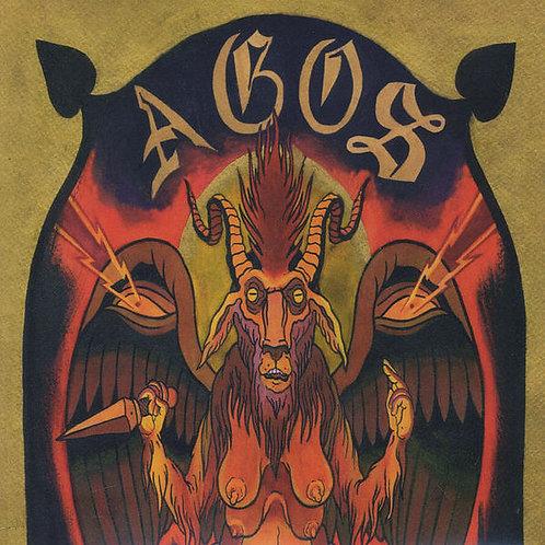 "Arch Goat of Sodomy - ""A.G.O.S."" CD"