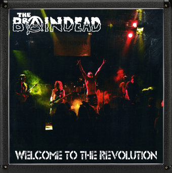 """The Braindead - """"Welcome to the Revolution"""" - CD"""