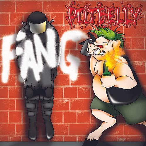 "Fang / Potbelly Split 7"""