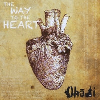 "Ohadi - ""The Way to the Heart""  CDEP"