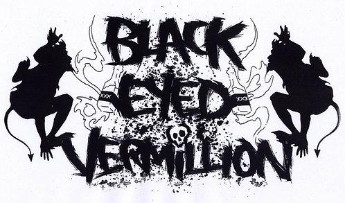 "Black Eyed Vermillion - ""Dancin' Devils"" Shirt"