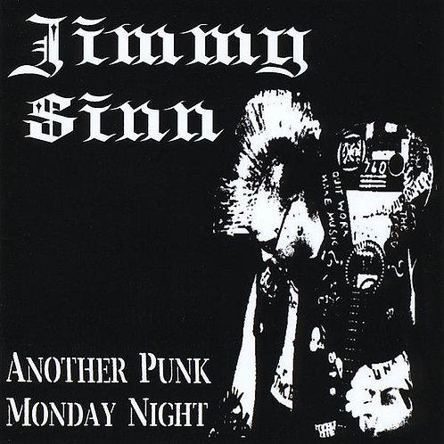 "Jimmy Sinn - ""Another Punk Monday Night"" CD"
