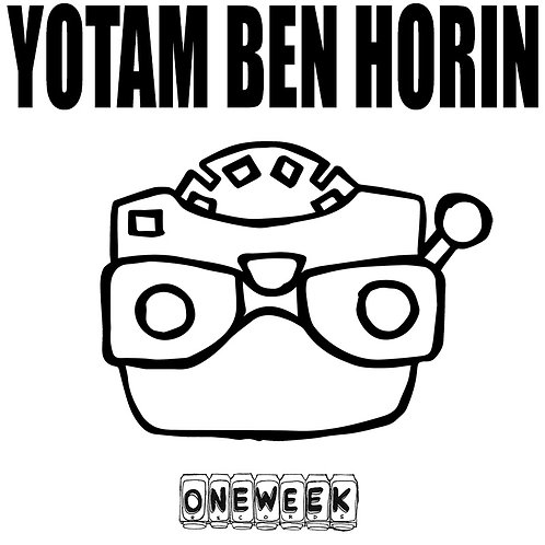 "Yotam Ben Horin - ""One Week Record"" - vinyl"