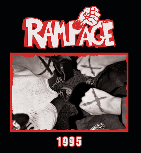 "Rampage - ""1995"" - 7"""