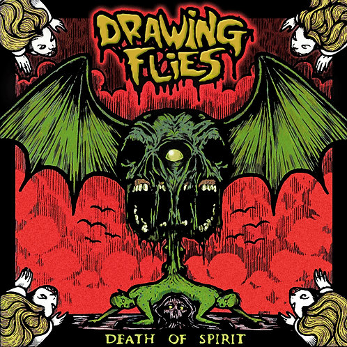 "Drawing Flies - ""Death of Spirit"" - CD"
