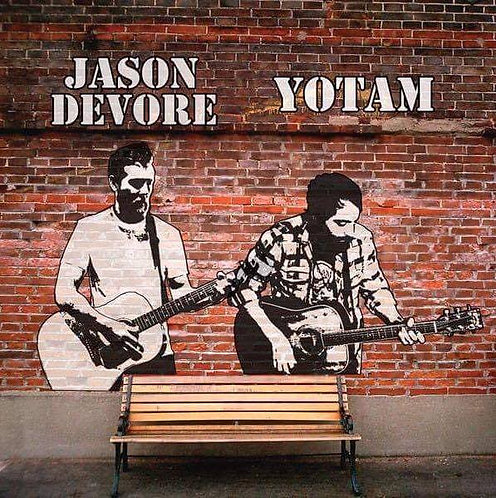 Yotam / Jason Devore Split 7""