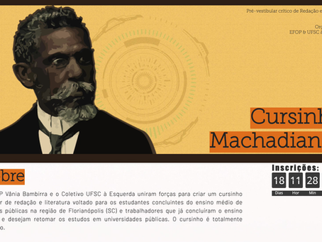 Cursinho Machadiano - Como funciona?