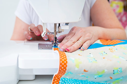 Sewing Spring Happiness! Morning Session