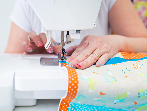 Yoga Bolster Sewing Workshop