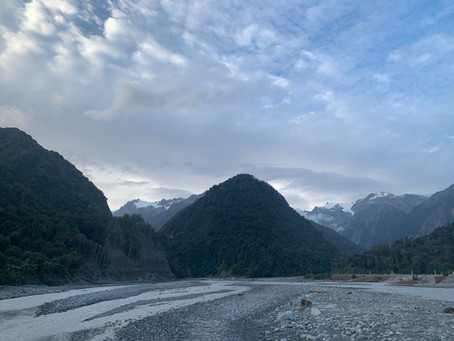 On a highway to Haast