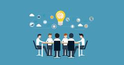 Team Work and Brainstorming