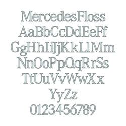 Mercedes Floss