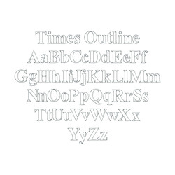 Times Outline