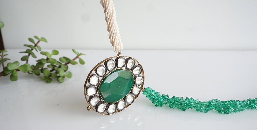Verdant Beauty Necklace