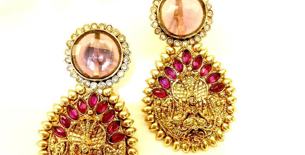 Temple Earings