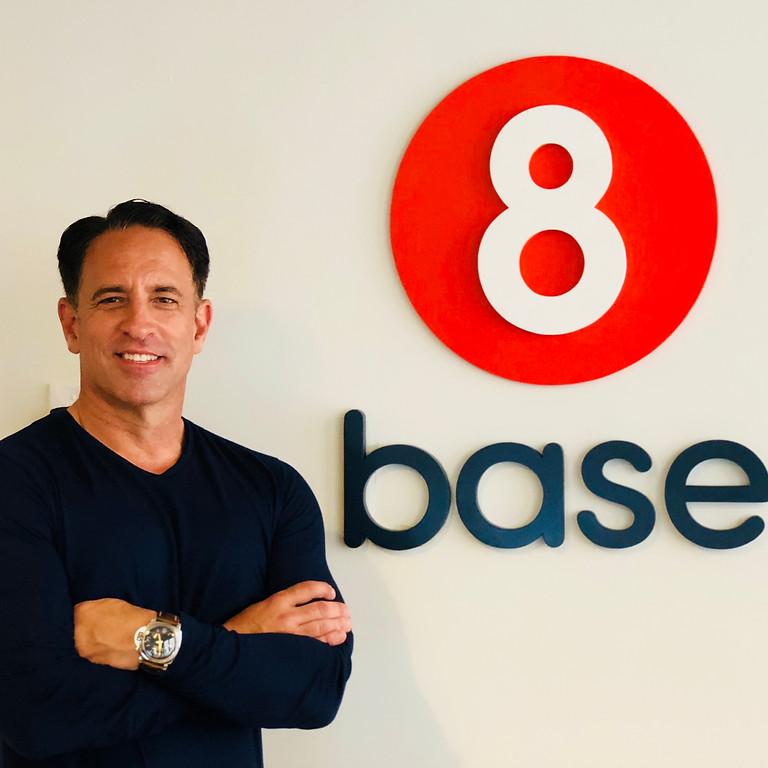 We are hosting Albert Santalo Founder + CEO   8base