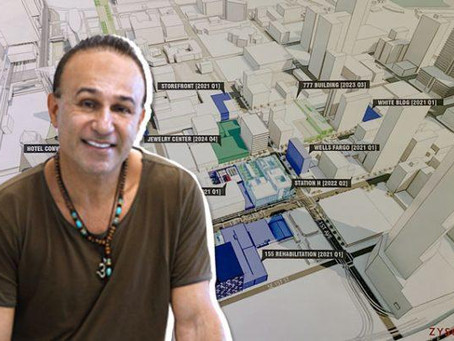 Mana Group reveals timeline for downtown Miami plansTech hub, food hall, hotel conversion, & retail