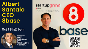 8base CEO Albert Santalo to expand low-code development product, 'from soup to nuts'