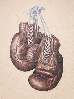"""""""The Ghost Guerrero's Gloves"""""""