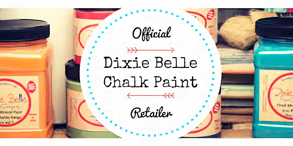 Tuesday Afternoon Chalk Paint Workshop
