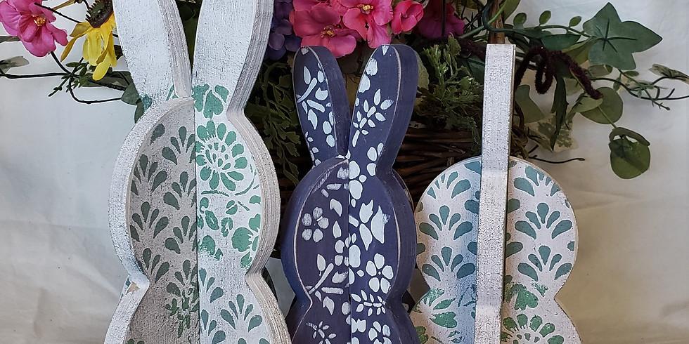 3-D Bunny Workshop