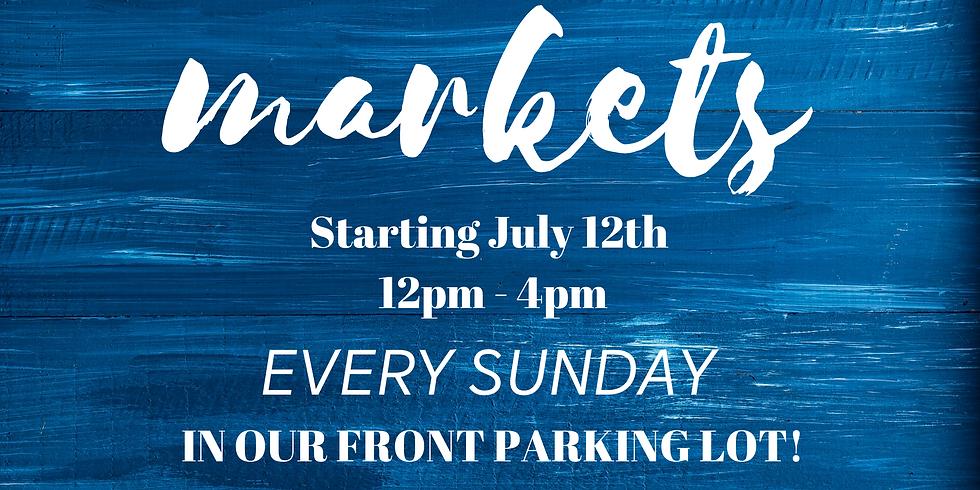 Sunday Outdoor Markets