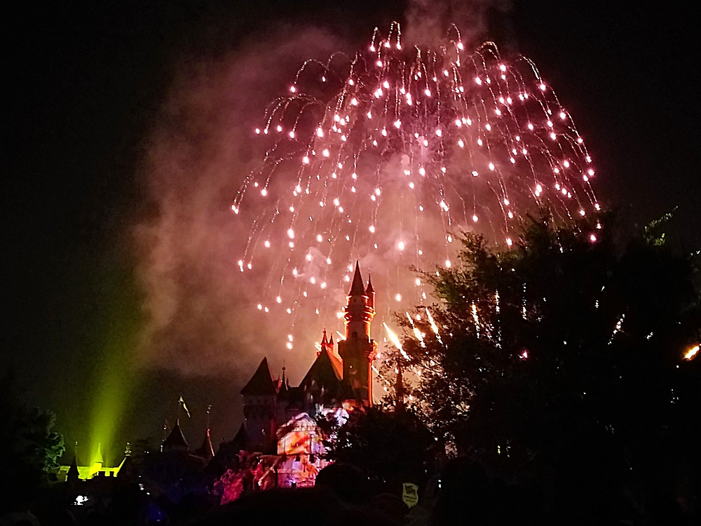 Together Forever: A Pixar Nighttime Spectacular