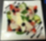 entrées et salades crazy pizza gembloux