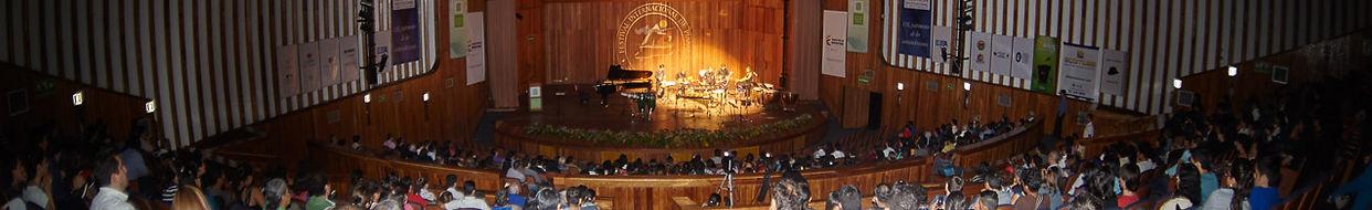 Concierto de Percusión Auditorio Luis A. Calvo - Jhon Ciro