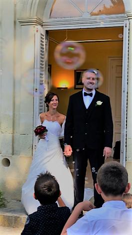 Mariés de Touraine