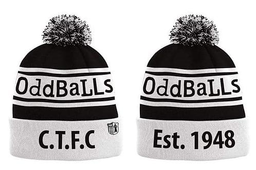 CTFC 'Oddballs' Bobble Hat