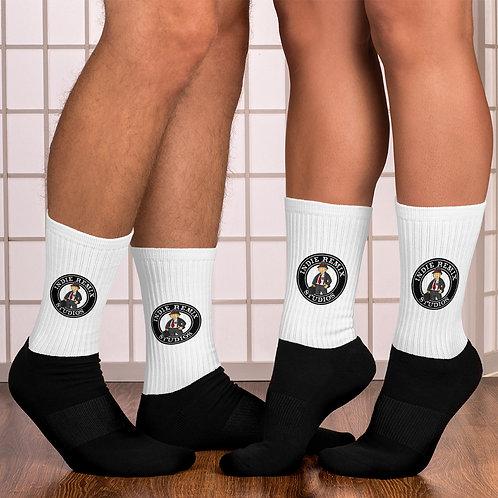 Indie Remix Studios Logo Socks