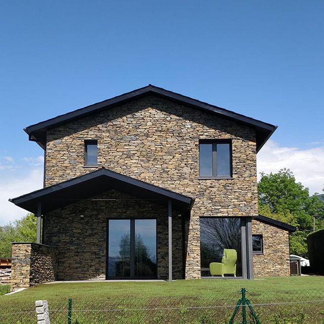 Casa passiva, interior de fusta massissa