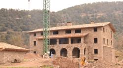 Rehabilitació masia s.XVII