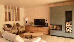 Interior fusta CLT