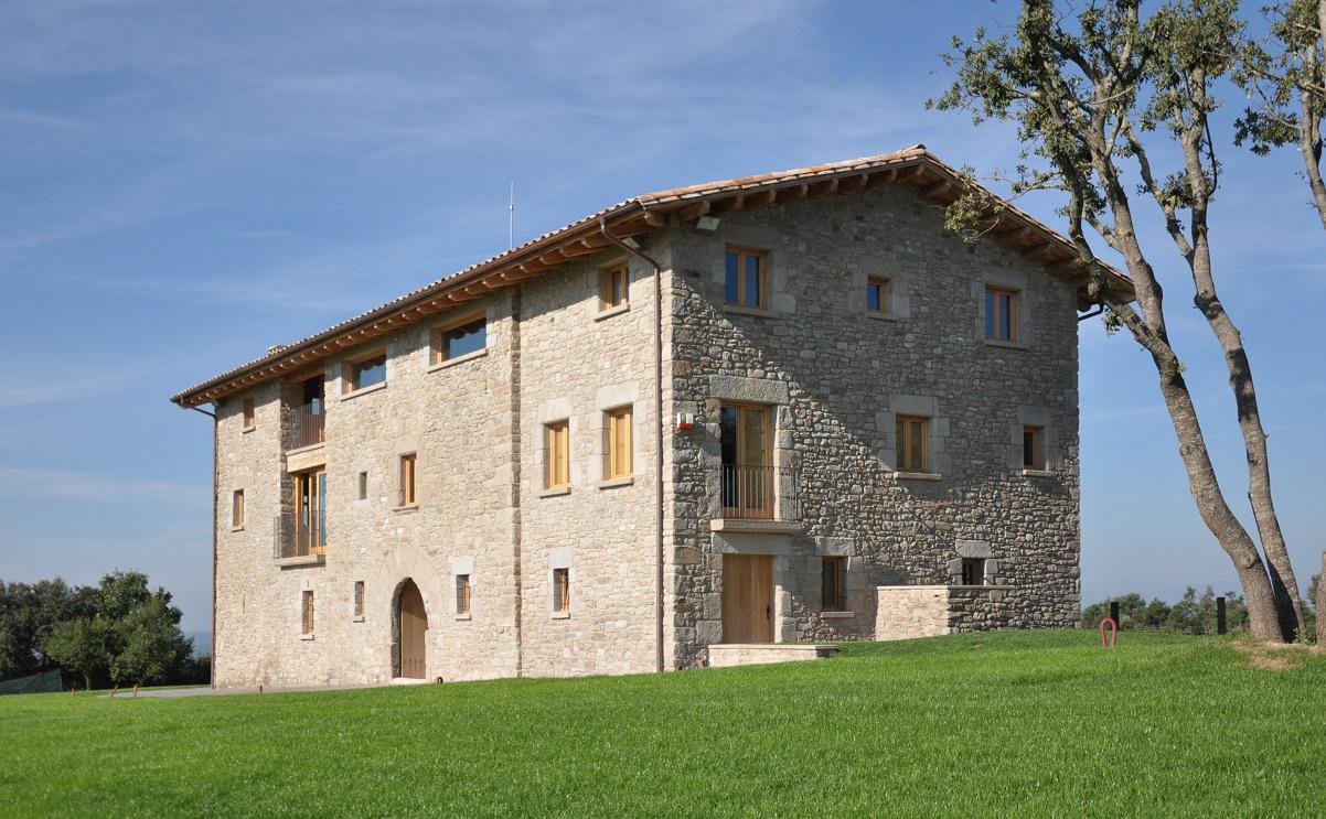 masia Trasserra