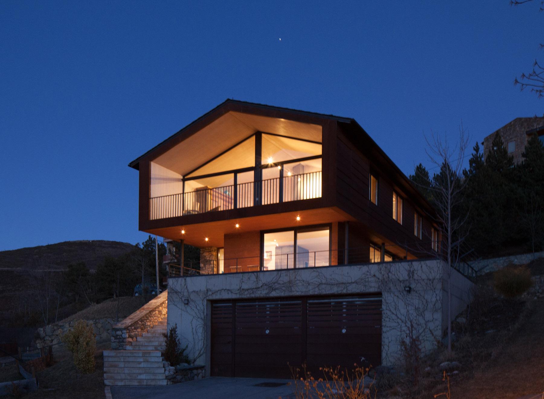 Casa d'arquitectes 2009