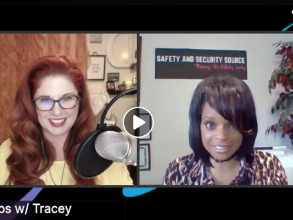 5 Tips for Being Safe in a Virtual World w/ Tracey Hawkins