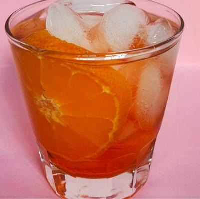 Sara's Favorite: Rosé Aperol Spritz