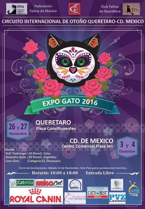 XLVIII, XLIX, L & LI EXPO GATO 2016