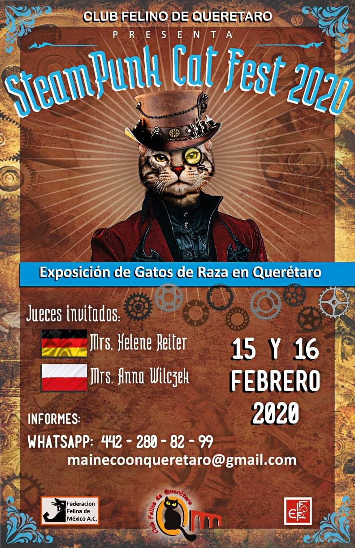 LXVIII & LXIX EXPO GATO 2020