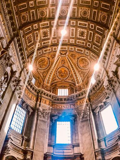 vatican gold