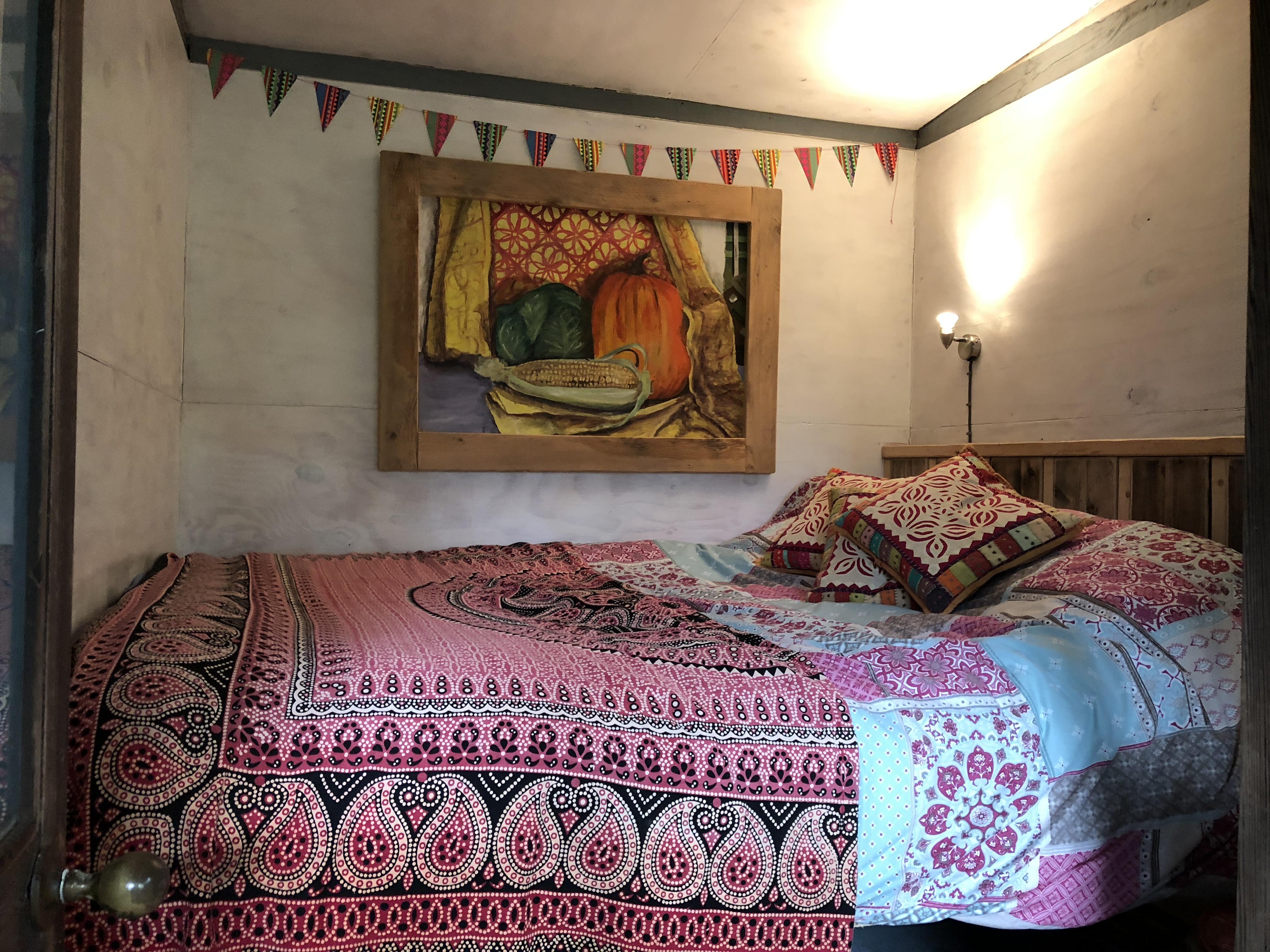 Yurt Bedshed