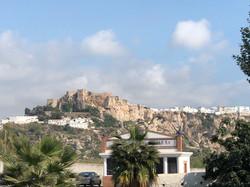 Salobrena Castle