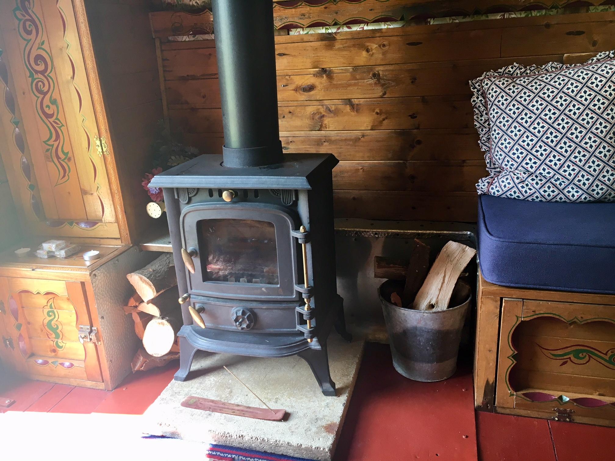 gypsy stove 18