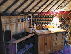 Yurt kitch painting May 17