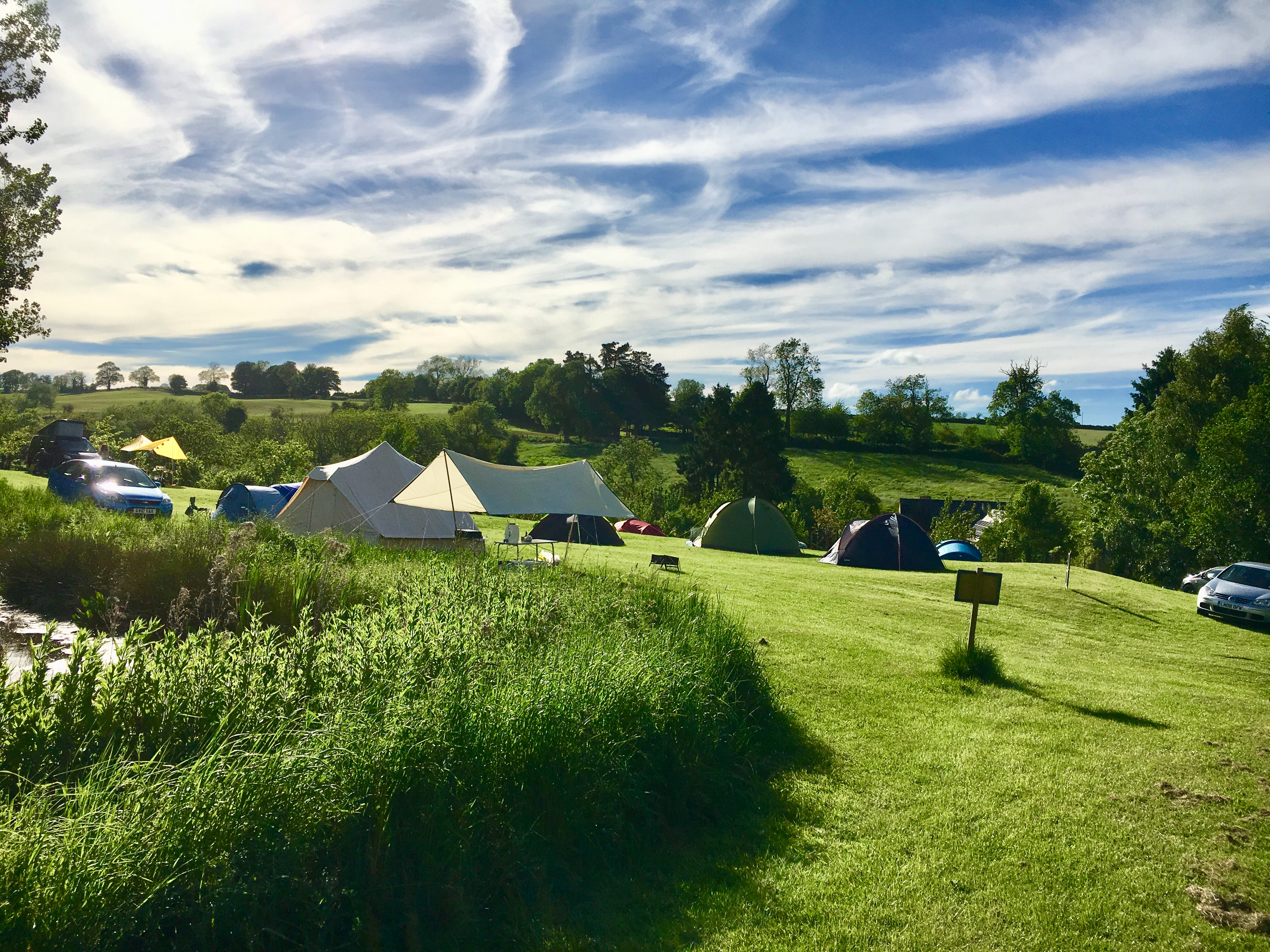 Gallery | Cotswolds Camping
