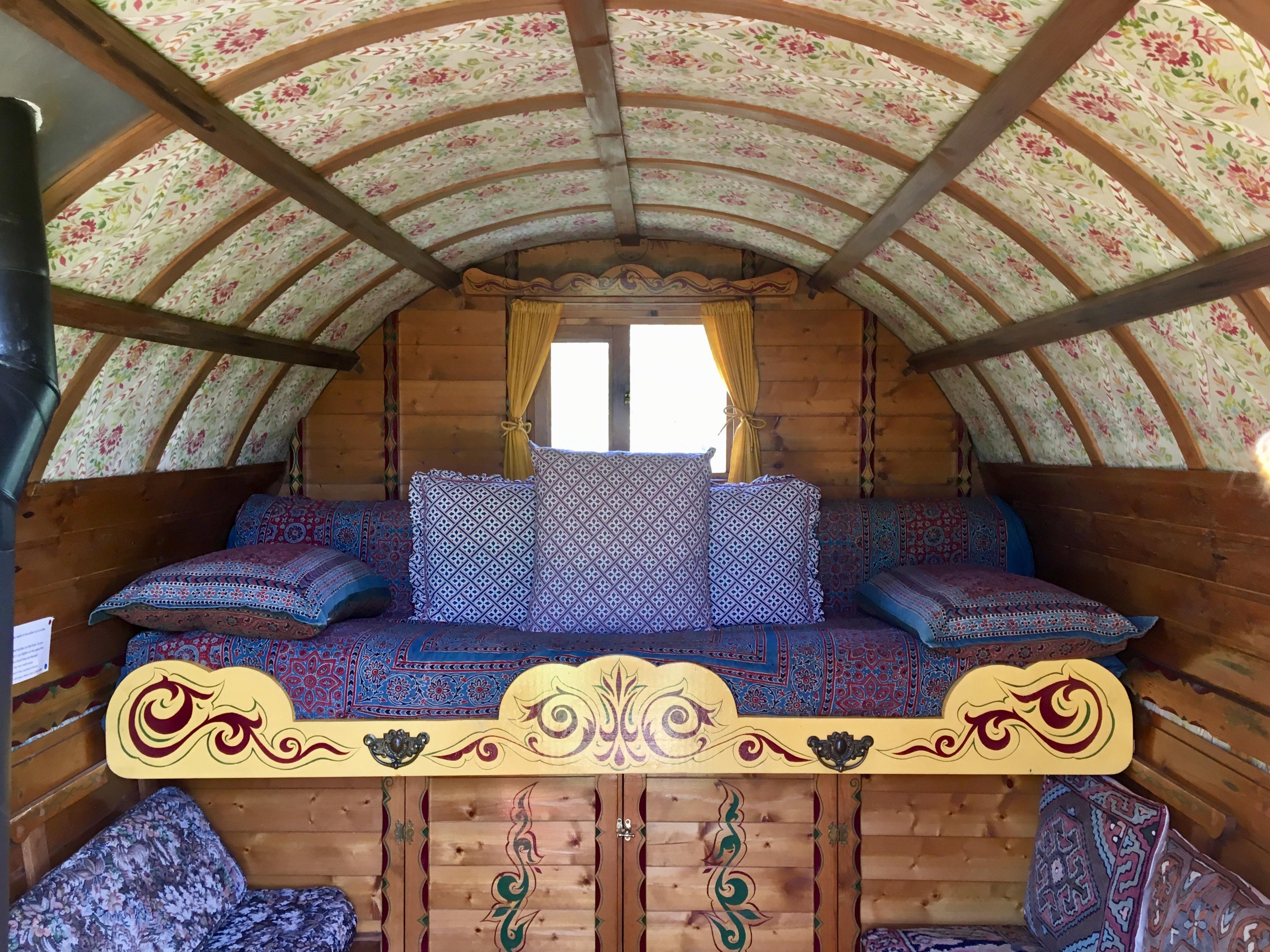 Gypsy bed new