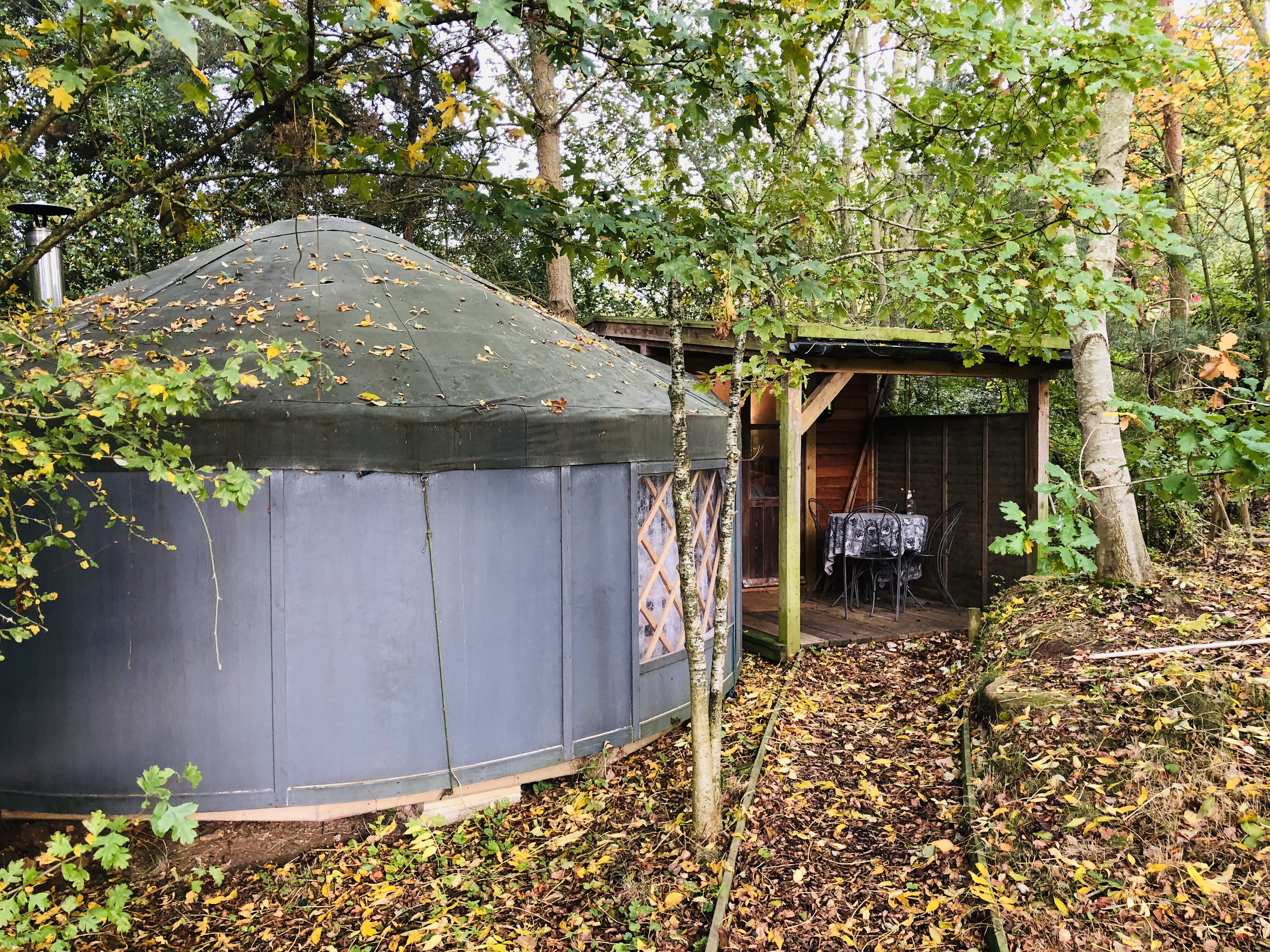 Yurt - Glamping